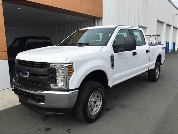 2018 Ford F-350 Super Duty SRW XL