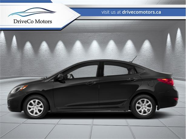 2014 Hyundai Accent L  - Power Windows - $68.41 B/W