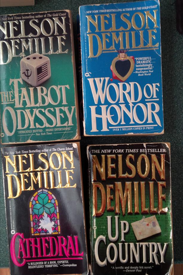 Nelson Demille Books See Below North Nanaimo Nanaimo Mobile