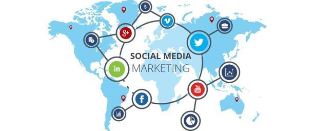Social Media Marketing/Management by Social Medics