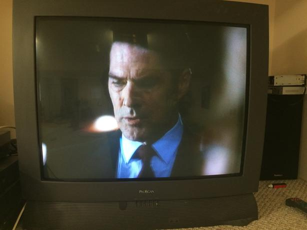 Free 36 inch ProScan TV