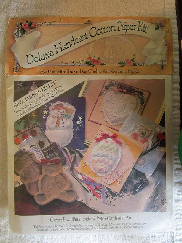 Deluxe Handcast Cotton Paper - James Bay Area