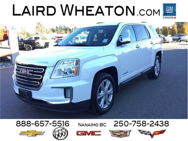 2017 GMC Terrain SLE AWD, Fuel Efficient, Back-Up Camera
