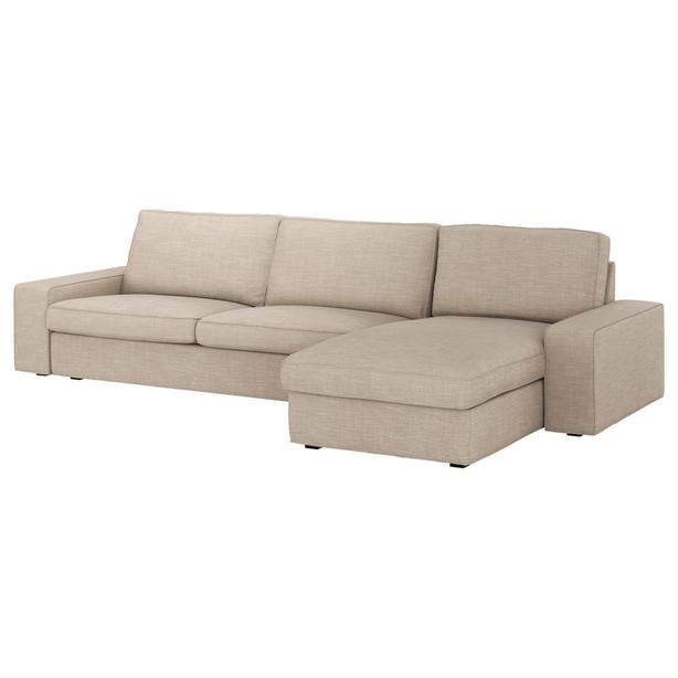 Ikea KIVIK sofa with chaise, new condition Victoria City, Victoria on chaise recliner chair, chaise sofa sleeper, chaise furniture,