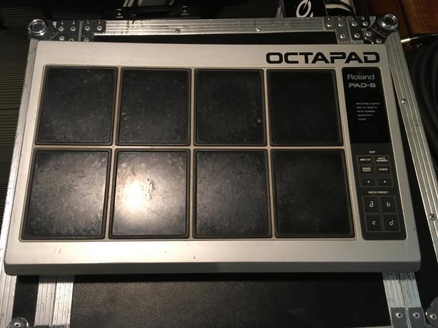 Verrassend Roland Octapad Pad-8 (1980's SPD-SX) Saanich, Victoria UO-01