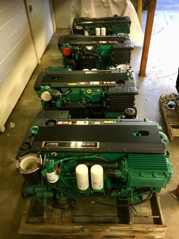Rebuilt Marine Engines Outside Halifax, Halifax