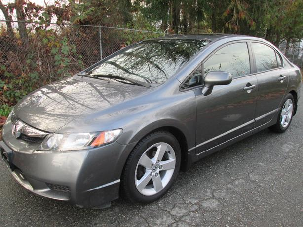 2009 HONDA CIVIC 4DR ONLY 128,000 K'S