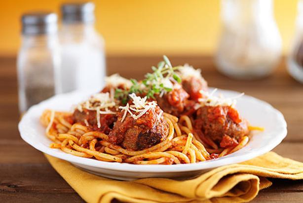 Small Italian Restaurant