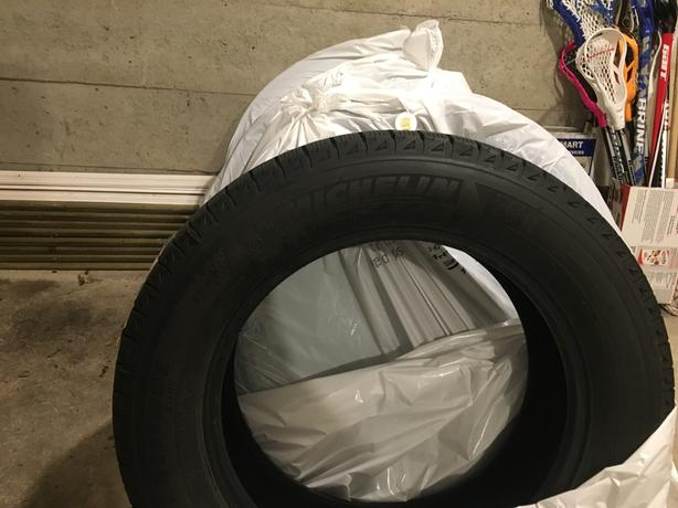 Tires North Vancouver >> Michelin Winter Tires 235 60r18 Latitude X Ice