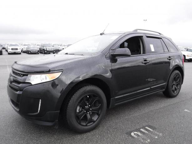 2012 Ford Edge SEL FWD Eco Boost