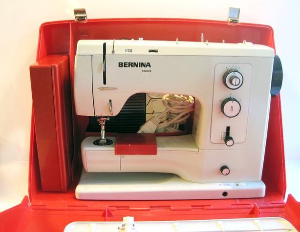 WANTED Bernina 40 Record Sewing Machine Outside Victoria Victoria Amazing Bernina 830e Sewing Machine