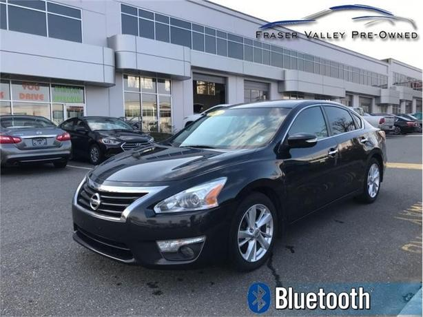 2013 Nissan Altima 2.5  - Bluetooth - $113.55 B/W