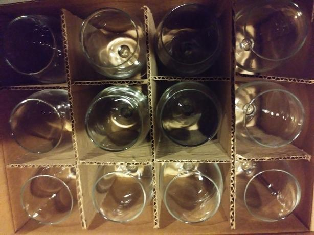 Dozen of wine cups