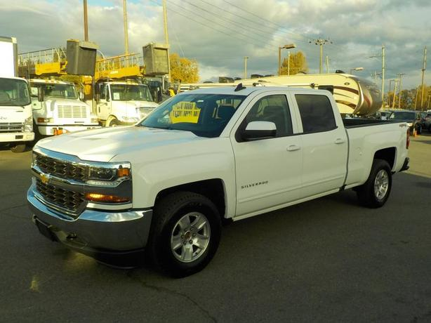 2018 Chevrolet Silverado 1500 LT Crew Cab Regular Box 4WD