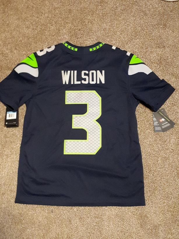 best sneakers 4d052 8e228 New Seattle Seahawks Wilson Jersey Victoria City, Victoria