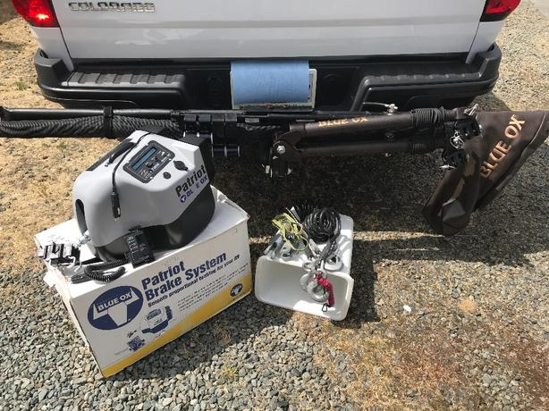 blue ox towing systems