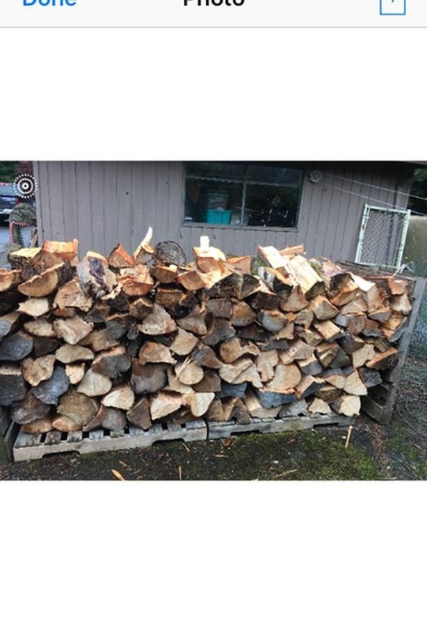 firewood 4x4x8 cords