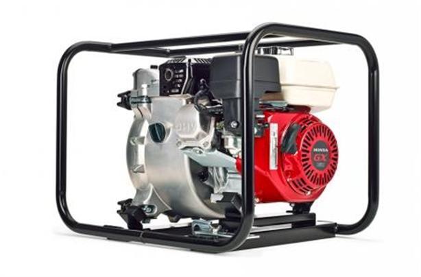 "2018 Honda Trash Pump 2"" - WT20XK4C"