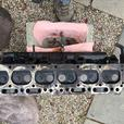 3.3L Engine Cylinder Head