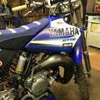 OBO 2015 yamaha dirtbike