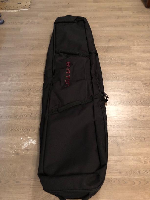 burton wheelie locker bag