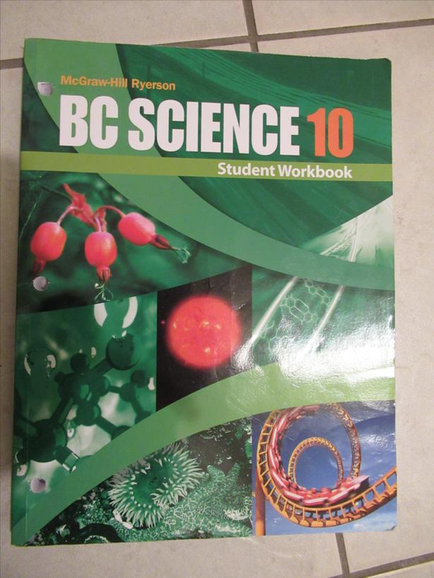 Mcgraw Hill Science Textbook
