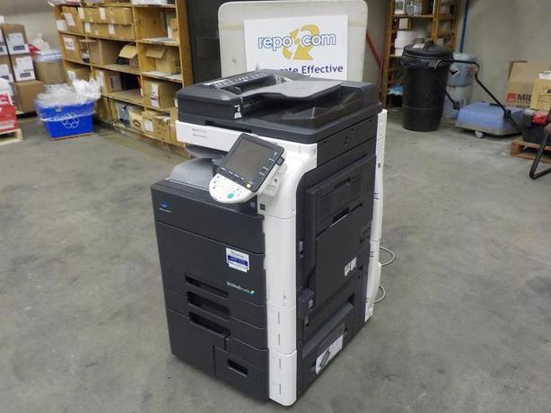 2009 Konica Minolta Bizhub C452 Photocopier