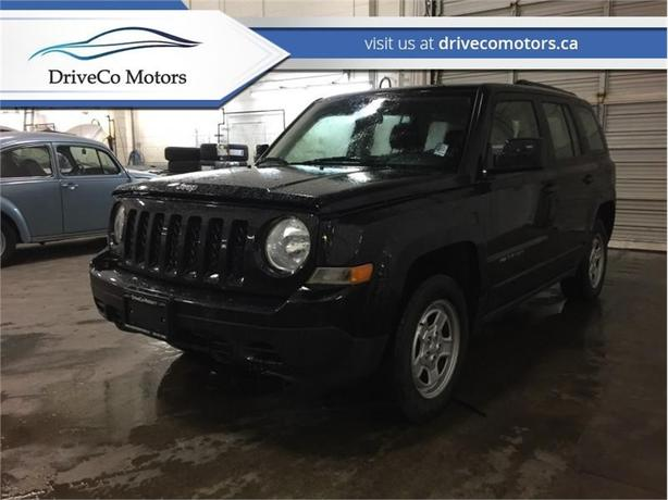 2015 Jeep Patriot SPORT/NORTH  - Bluetooth -  Cruise Control - $91.20 B/W