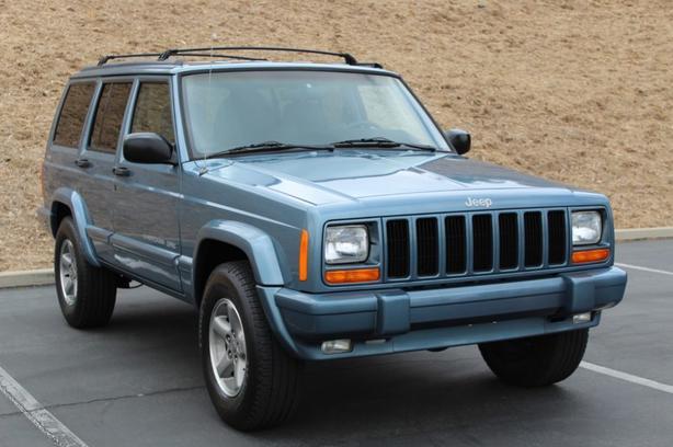 1998 1999 2000 2001 Jeep Cherokee XJ WANTED