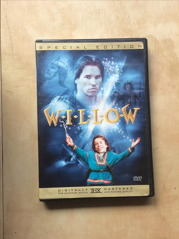 Willow THX DVD Collectors Edition