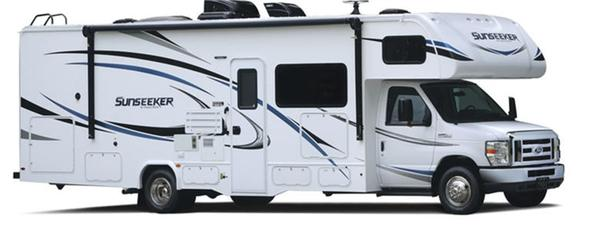 2018 Forest River Sunseeker 2300 Ford Chassis