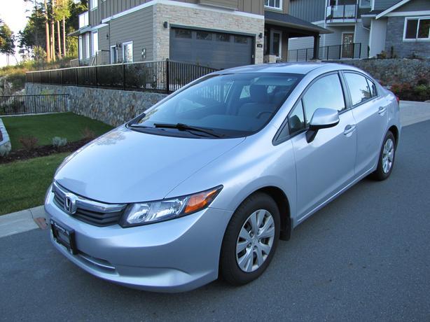 2012 Honda Civic Sedan Lx Econ Bluetooth West Shore Langford