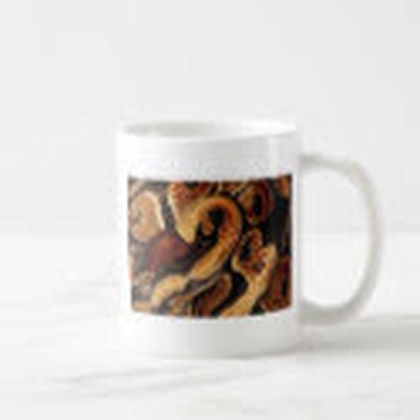The Ball Python, coffee mug and more, Herp Lovers gifts!