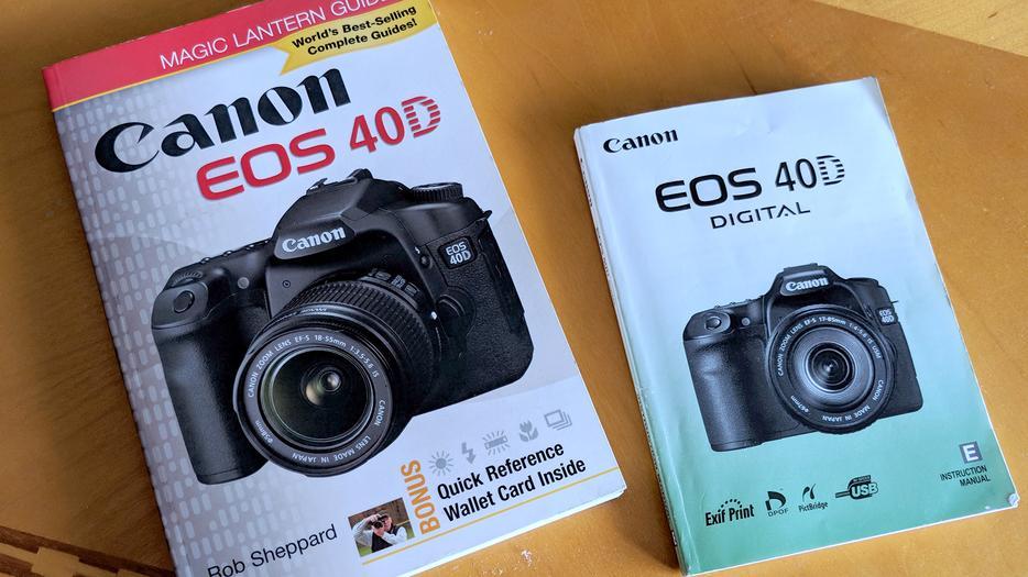 $780 · Canon EOS 40D Photograpky Kit