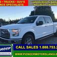 2016 Ford F-150 F150  - $273.60 B/W - Low Mileage