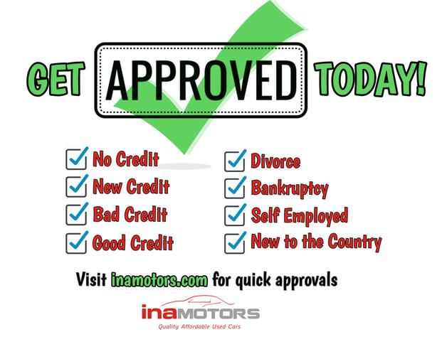PICKUP TRUCKS @ INA MOTORS - EASY FINANCING - 100+ VEHICLES IN OUR INVENTORY