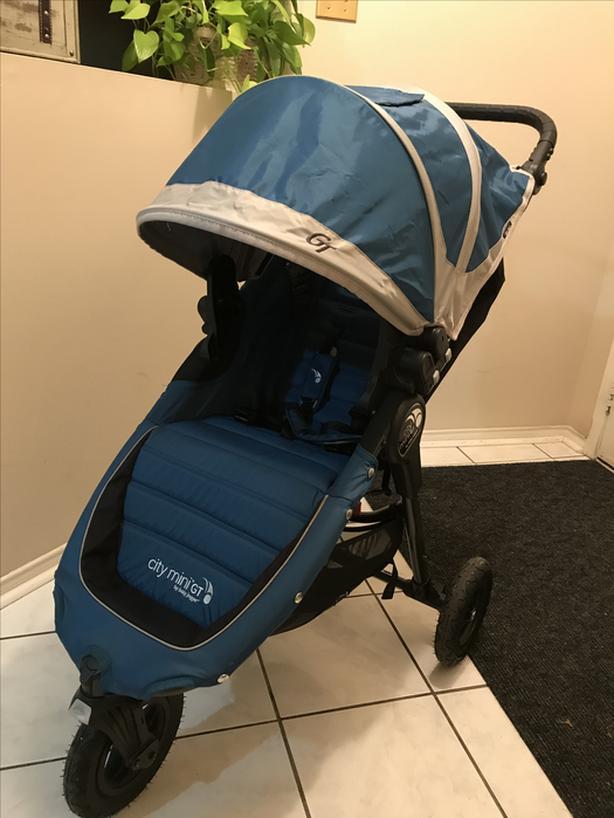 2018 Baby Jogger City Mini GT