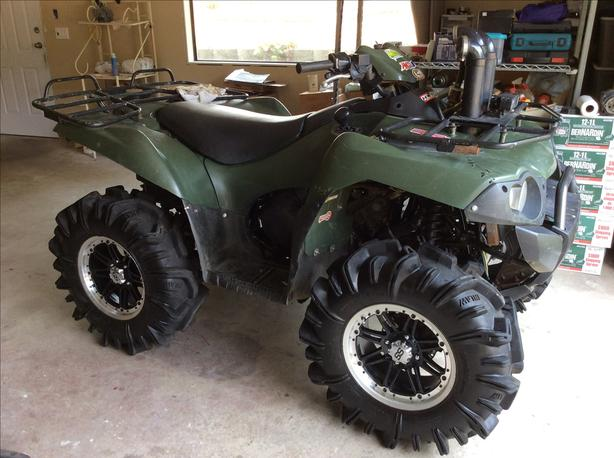 2005 Kawasaki 750 Brute force 4x4 For Trade