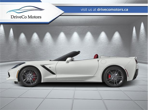 2016 Chevrolet Corvette Z51 2 Lt We Lease And Finance Everyone