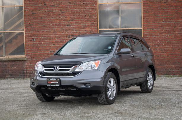 2010 Honda CR-V EX-L 4WD - LOCAL BC SUV! - NO ACCIDENTS!