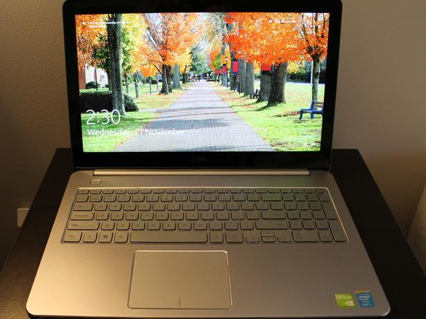 Laptop - Dell Inspiron 15 7537