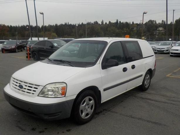 2006 Ford Freestar Cargo Van