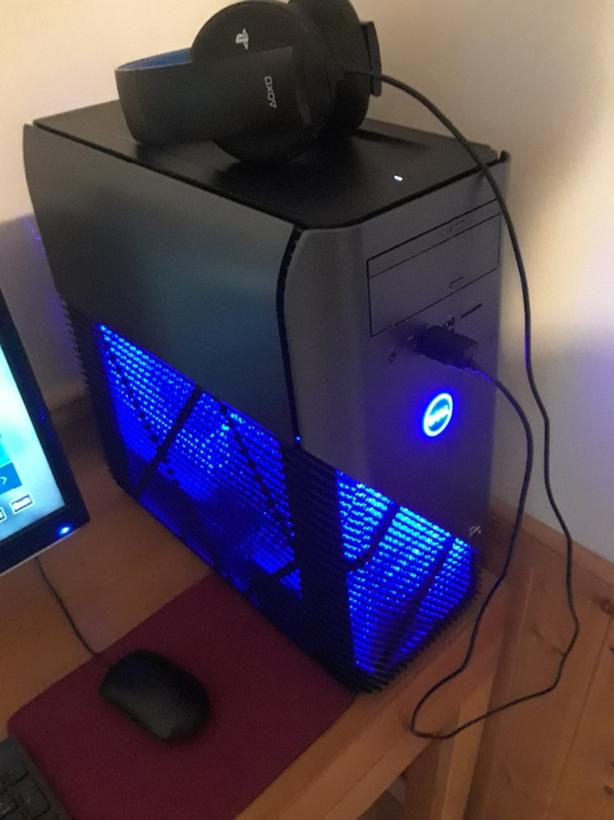 Dell inspiron gaming desktop 600$