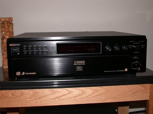 Sony SCD-C333ES CD/SACD player Saanich, Victoria