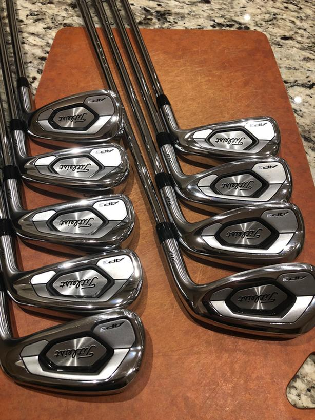  Log In needed $1,199 · 2018 Titleist AP3 Clubs for Sale