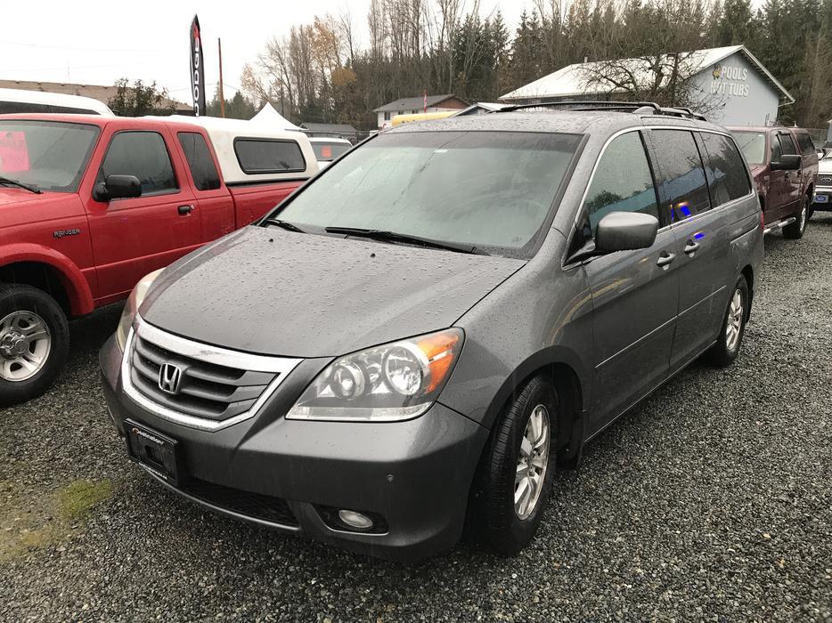 2009 Honda Odyssey Touring **8 PASSENGER** Outside ...
