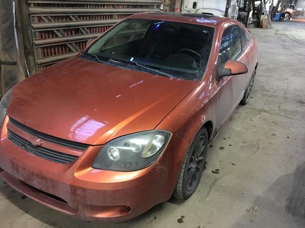 2006 chevy cobalt ss manual transmission