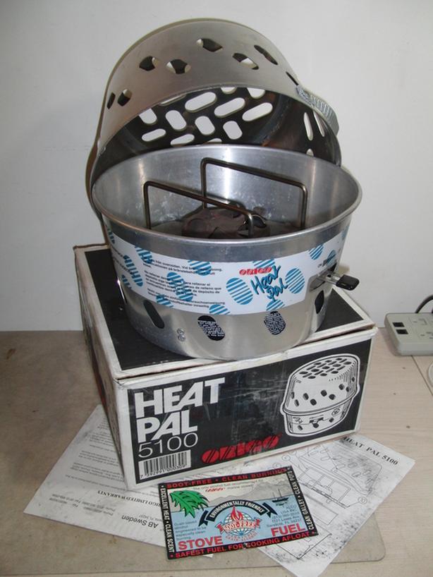 Origo heat pal parts