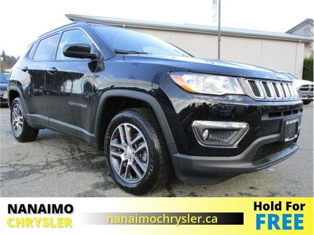 2018 Jeep Compass North One Owner No Accidents