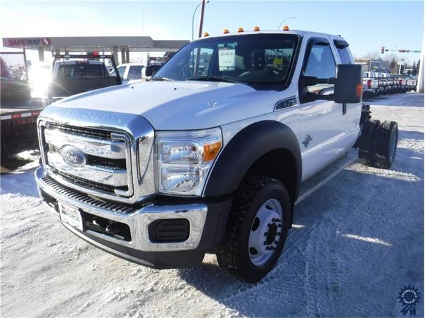 2016 Ford F-450 Super Duty DRW XLT